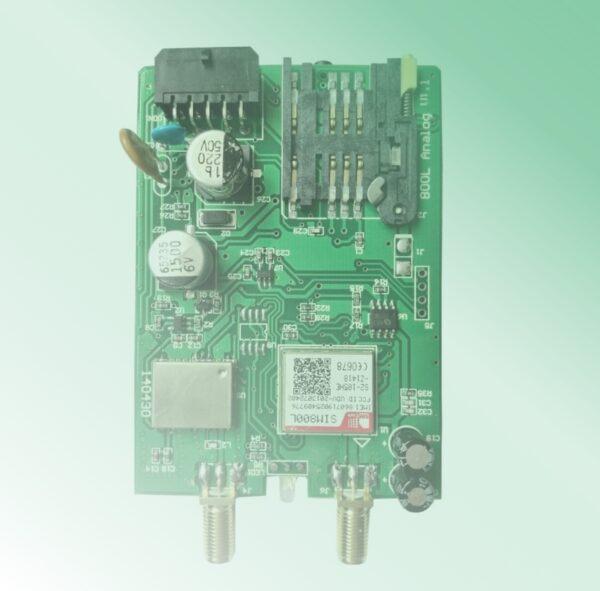 GPS Vehicle Tracker PCB Design