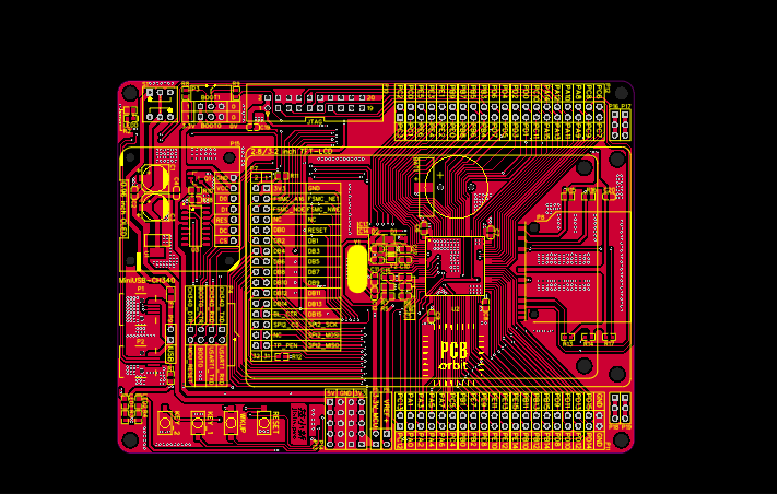 PCB LAYOUT DESIGN SERVICES pune india