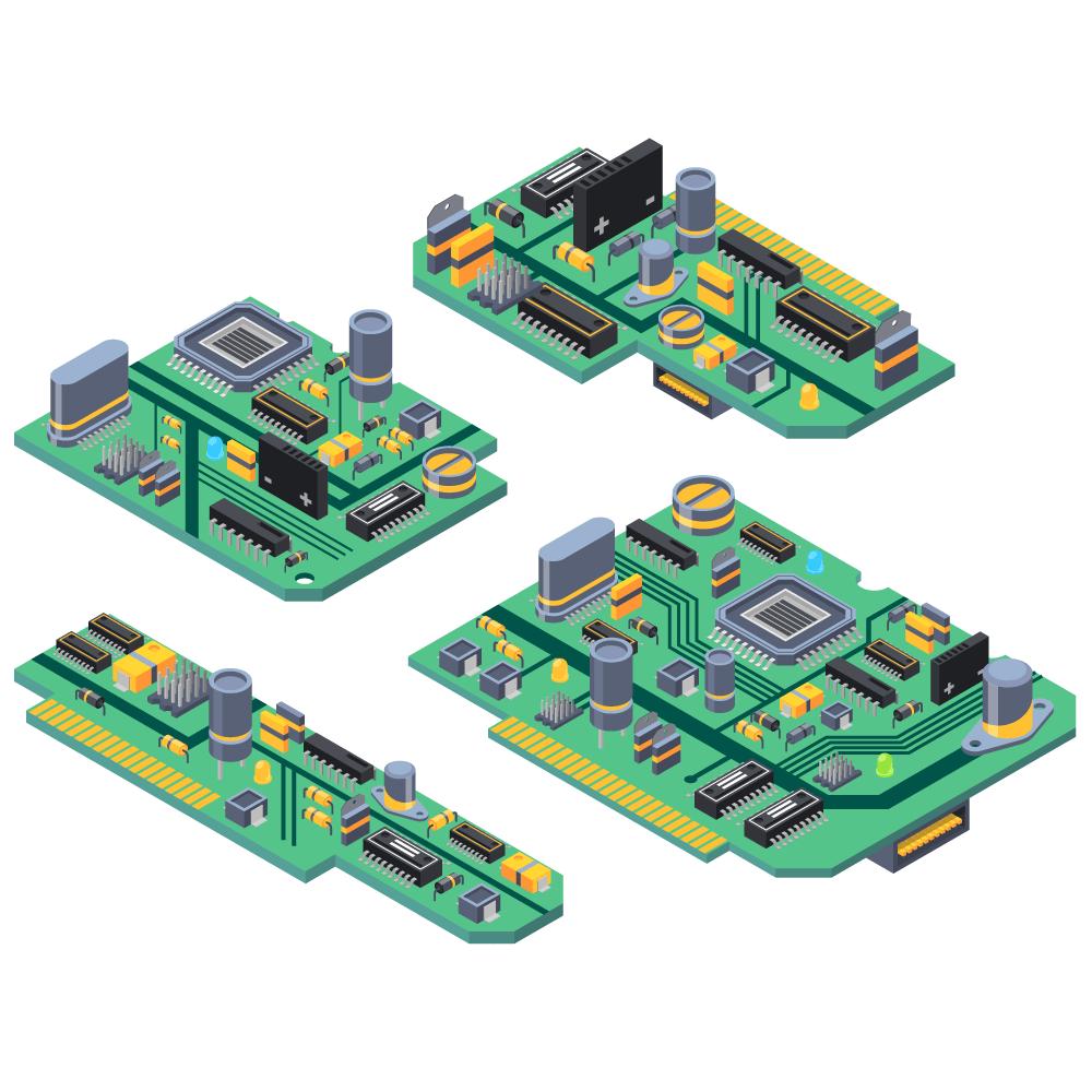 About us PCB layout 3d view by pcborbit