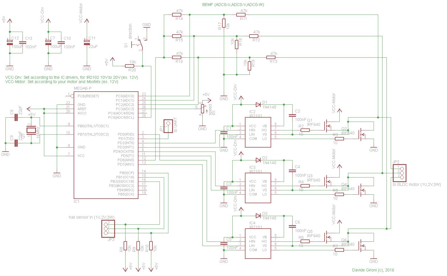 microcontroller circuit design services